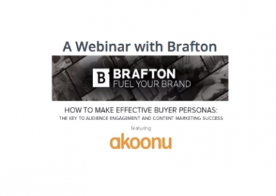 [Webinar] How to Develop Effective Buyer Personas and Journey Maps
