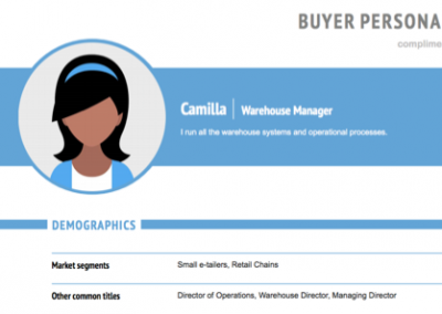 Example of an In-Depth Buyer Persona