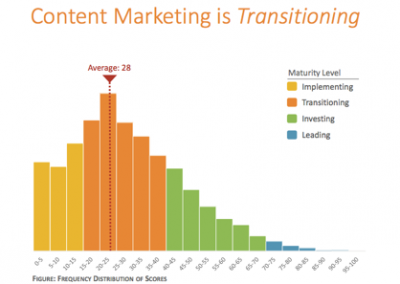 Content Marketing Maturity Industry Benchmark Report