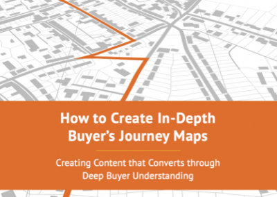 [Whitepaper] How to Create In-Depth Buyers Journey Maps