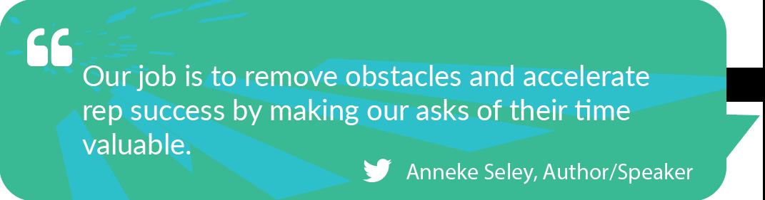 Anneke Seley - Remove obstacles and accelerate success